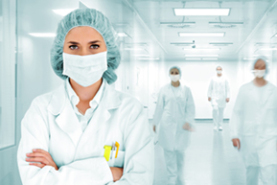 Pathogens in Hospitals