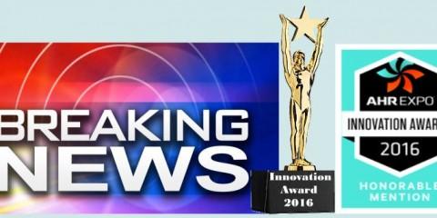 Purealizer AHR Innovation Award